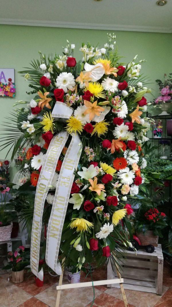 Corona funeraria