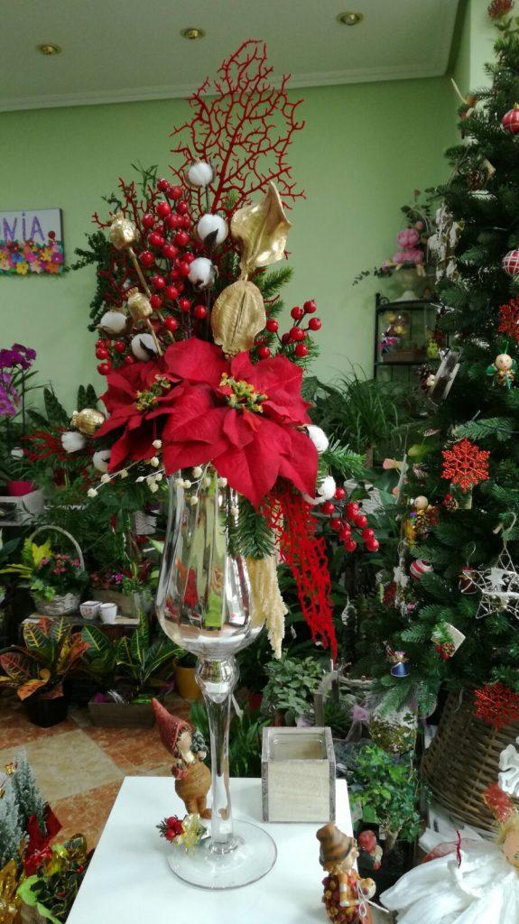 Centro campaña de navidad