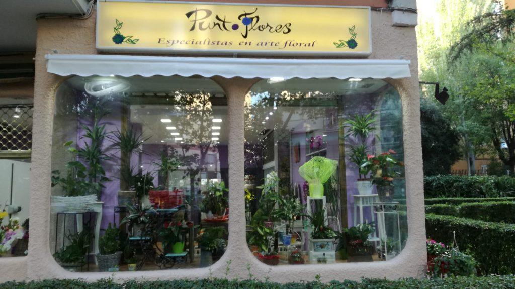 PUNTO FLORES, la floristería del barrio