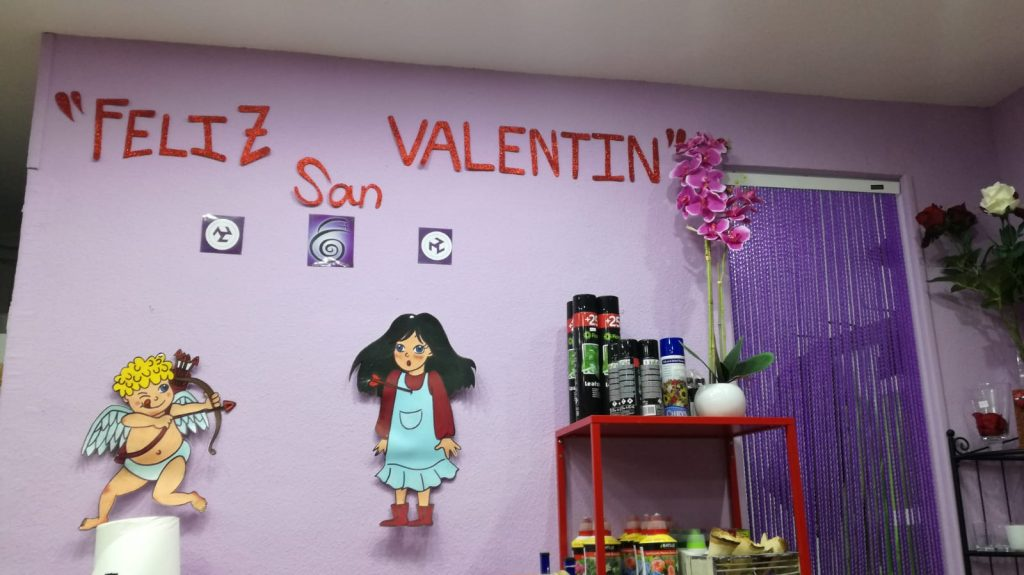 Día de San Valentín 2019